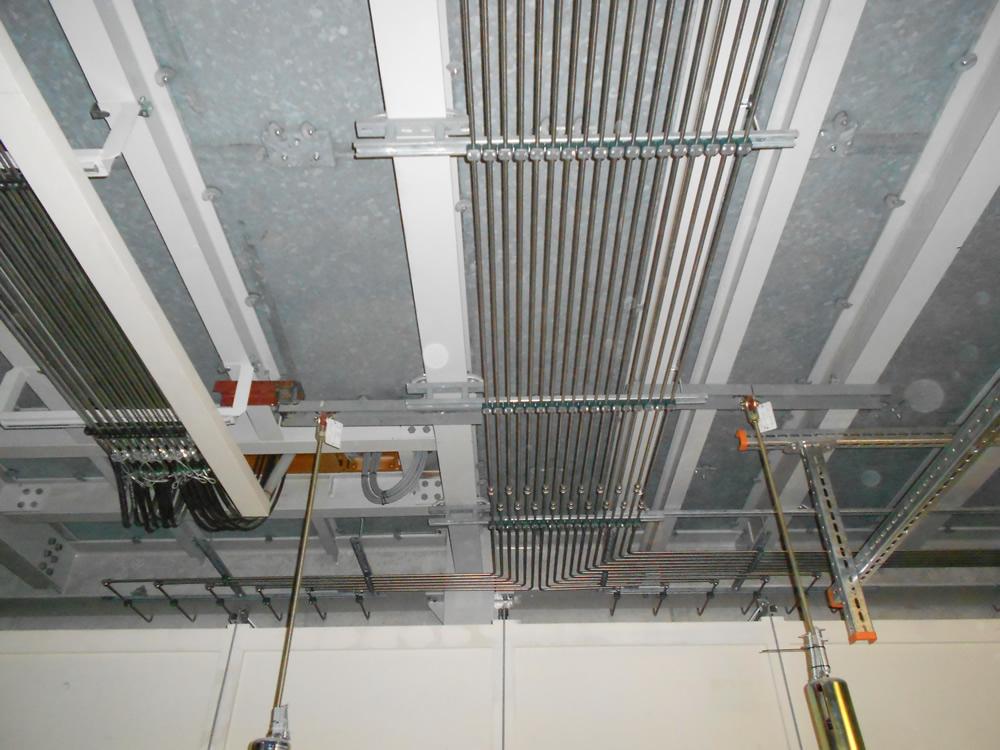 Wirkdruckleitungen Energiezentrale Forsthaus Bern